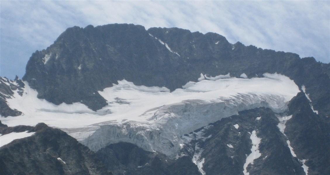Roche de la Muzelle (3465 m)