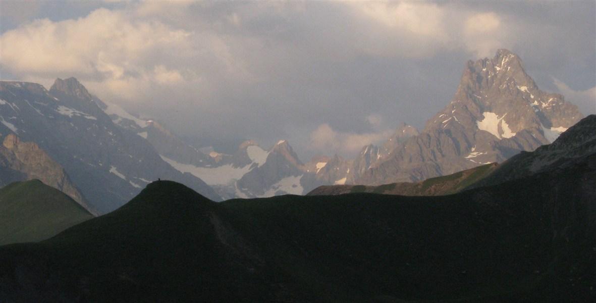 Aiguille du Plat de la Selle (3596 m)