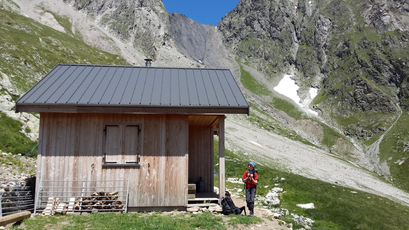 La Cabane du Ramu (2185 m)