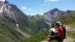À côté de la Cabane du Ramu (2185 m)