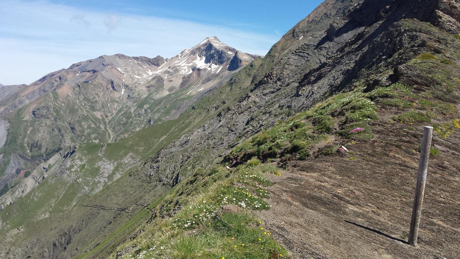Col de la Romeïou (2439 m)