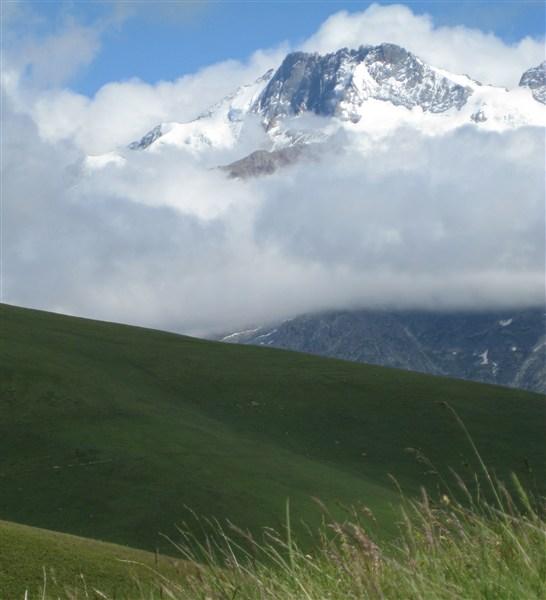 Le Râteau (3809 m)
