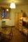 Chambre de l'appartement du rez-de-chaussée